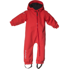 Isbjörn Toddlers Hard Shell Jumpsuit Love